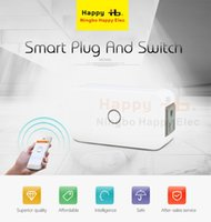 Wholesale 2 outlets Wi Fi Smart Plug Wireless Remote Control Switch wifi socket