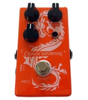 Wholesale Guitar effects pedal distortion Crunch Distortion Based on MI Audio Crunch box