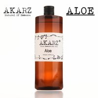 Wholesale AKZRZ Famous Brand Pure Aloe Oil Natural Aromatherapy High Capacity Skin Body Care Massage Spa Aloe Essential Oil Y010