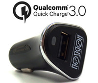 Wholesale Qualcomm QC Car Charger For Xiaomi Leeco Huawei LG HTC Meizu Oneplus