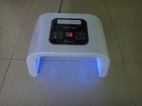 Wholesale 2016 portable pdt led photon light therapy facial rejuvenation blue light acne removal beauty care machine