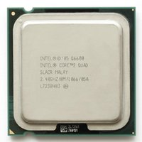 Wholesale Intel Core Quad Q6600 Processor Ghz M GHz Socket CPU working