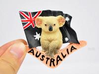 australian koala - Australian Koala D Realistic Resin Stereo Fridges Magnets Cute Flexible Fridge Magnets Gift Toys New Designed