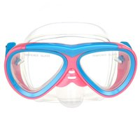 Wholesale Children Kid Diving Mask Goggles Swimming Snorkeling Glass Equipment Toughened Tempered Diving Glass Mask order lt no track