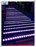Wholesale pieces Waterproof led wall washer leds bar light rgbwa wall washer outdoor dmx wall washer