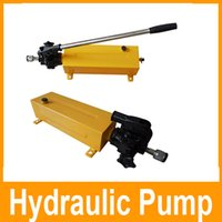 Wholesale Factory Wholesales Hand Hydraulic Pump with Hose