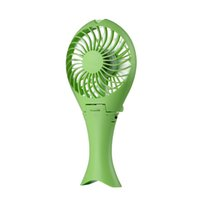 Wholesale Summer Electronic cooling FanPersonal Hand Children Fans Foldable Rechargeable Portable USB Handheld Mini Cooling Fan for Office and Travel