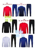 bamboo clothing kids - 2017 children s upper outerwear clothing Training Football Training Kids Kids sportswear training suit