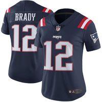 active navy - 2016 Women New England Football Jerseys Patriots Tom Brady Rob Gronkowski Julian Edelman Navy Color Rush Limited Jersey Size S XL