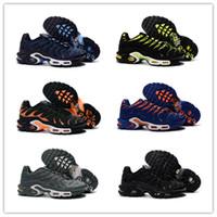 best txt - good quality Plus TXT TN Men s Black brand best Running Sport Footwear Trainers air Shoes