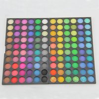 Wholesale Professional Full Color Natural Eyeshadow Matte Eye Shadow Palette Paleta De Sombras Kit Make Up Set Christmas Makeup