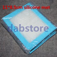 Wholesale 2016 smoking dogo small sizes non stick silicone pad silicone baking mat nonstick colorful silicone mat silicone dab mat dab pad