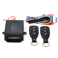 Wholesale Car Universal Remote Control Central Kit Door Lock Locking Keyless Entry System