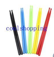 Wholesale Professional A Drumsticks High Quality Nylon Drum Stick Set Lightweight