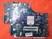 ATX acer aspire amd - MB PUS02 motherboard for Acer Aspire Laptop PC MBPUS02001 NEW75 LA P w graphics mainboard fully tested working perfect