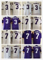 Wholesale Youth LSU Tigers Odell Beckham Jr Leonard Fournette Kids Boys Children College Football Jersey