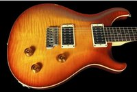Wholesale new DALLAS GUITAR SHOW FLAME TOP SIGNED electric gutiar