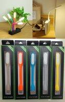 bank pins - Computer Led Lamp V W USB LED Lamp Portable USB Light LED Light with USB Micro Pin For USB Power bank