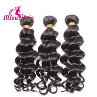 best curly weaves - 100 Loose Curly Virgin Human Hair Peruvian Blend Loose Deep Weaving Curly Malaysian Indian Virgin Hair Bundles Best Qualtiy Bundles