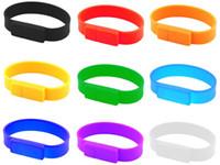 Wholesale hotsale wrist usb flash drive gb gb gb gb gb gb gb Memory Stick Bestselling Pendrive
