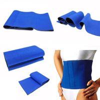Wholesale Neoprene belts protective hot shapers sweat belt Slimming Body Fitness abdomen Waist shapers bodysuit ship free