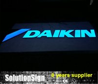 Wholesale high quality D shop sign