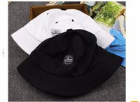 Wholesale NYC Bob Bucket Hats Cayler And Sons Summer Style Men Women Fisherman Hat Fishing Cap Outdoor Chapeau Cappello Pescatore Homme76
