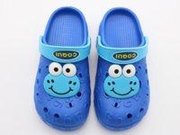 coqui shoes - Coqui Cartoon Slipper Summer Children s Sandals Clogs Hole Sandals kids Slippers Boys and Girl Baby Garden Shoes Footwear Beach Sandals