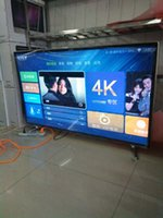 Wholesale 50 Inch Brand new Ultra Thin K Original A screen Low Power consumption High level LED TV