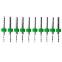 Wholesale 10Pcs PCB Print Circuit Board Carbide Micro Drill Bits Tool mm mm New B00043