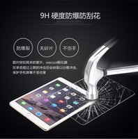 Wholesale 9H D Screen Protector For Apple Ipad iPad Air Pro inch ipad Mini Tempered Glass Protective Film