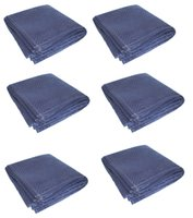 Wholesale 6PK HEAVY DUTY Moving Blanket PRO Quilted Pads