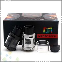 air force tips - Authentic AIR FORCE ONE V2 RDA Vaporizer Rebuildable Atomizer Airflow Control PEEK Insulators With Wide Bore Drip Tips Fit Mods DHL Free