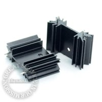 bear audio - 10 bag TO heatsink audio heatsink transistor heat sink block MM