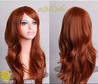 adapt hair - comic long ang straight hair adapt all kinds of people have five colors it ia to easy to easy to clean