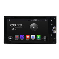 Wholesale 6 Inch Capacitive multi touch screen Android Car DVD Player for Toyota RAV4 Corolla Vios Universal DVD Player GPS WIFI G