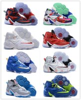 Wholesale hot sale high quality Basketball shoes Lebron XIII sports shoes for men running shoes size us