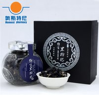 berry packaging - 100g organic dried black goji berry black wolfberry black medlar with luxuriantly packaged