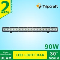 "Cheap 90W 30"" CREE Chips LED Light Bar Flood   Spot Beam Led Light Fit Truck Boat Barra ATV 4x4 Wagon Tractor Driving Lamp"