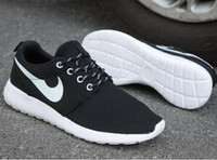 athletics weight - Summer Mens Womens Roshe Run BR Athletic running shoes fashion London Olympic Mesh Light weight Breathable sports Shoes
