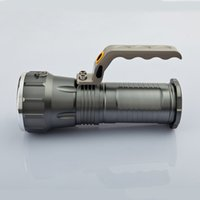 Wholesale 10pcs lumens portable light CREE XM L T6 LED Flashlight Torch Lamp Light For Hunting Camping home maintenance