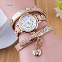 battery shapes - Women s Watch Polygon Quartz Diamond Wristwatch Factory Watches Bracelet Jewelry Fashion Accessories Black Red Purple Orange Khaki Watch