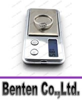 Wholesale Hot Selling MINI Jewelry Sale g x g mini least Pocket Electronic Digital Jewelry accurate Scales Balance LLFA8949