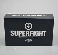 Wholesale superfight cards game cards game for party game