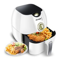 air fry - Intelligent household air fryer oil free smoke free third generation large capacity electric fries machine