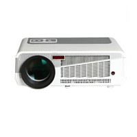Wholesale Brightest lumens Contrast Full HD Led Multimedia HDMI USB PC Home Cinema Game Projector
