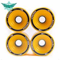 Wholesale Losenka Universal Racing Skateboard Wheel Profession Longboard Parts Fashion Four wheel Street Longboard Wheels