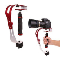Wholesale Pro Handheld video Camera Stabilizer Steady Perfect for GoPro Cannon Nikon any DSLR camera up to lbs With Smooth Glide Cam