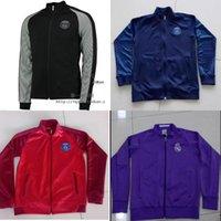 Wholesale op Quality PSG Football jacket New UNAM Pumas camisetas de futbol Cougar Real Madrid soccer Cortes Martinez Shirts