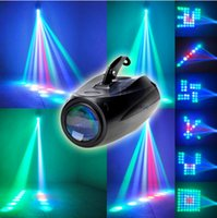 Wholesale TSSS Auto Sound Active LEDs RGBW Light disco lights Club Party laser light Show Hundreds of Patterns XL94